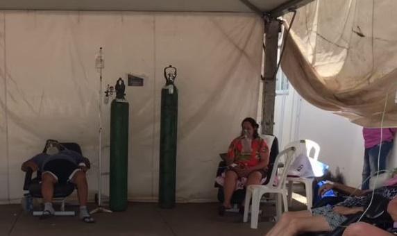 Sem novos leitos na Santa Casa e sem hospital de campanha, Fernandópolis vê sua gente morrer esperando por uma vaga de UTI Covid-19