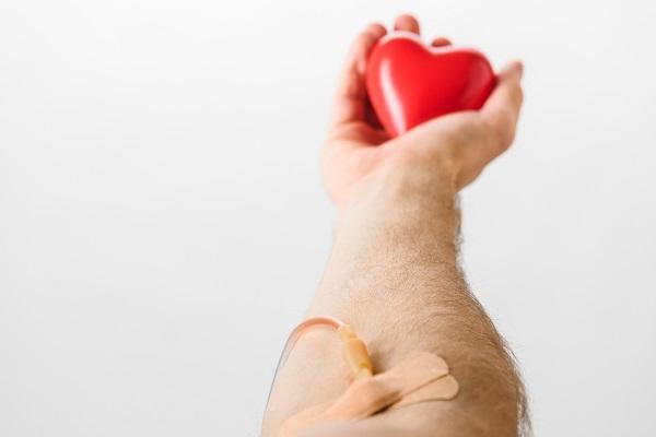 'Junho Vermelho' alerta sobre a importância da doação de sangue
