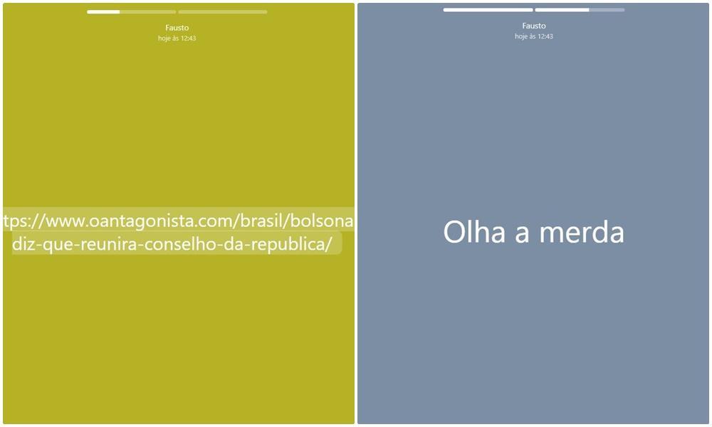Pinato sobre a possível convocação do Conselho da República por Bolsonaro: 'olha a m...'