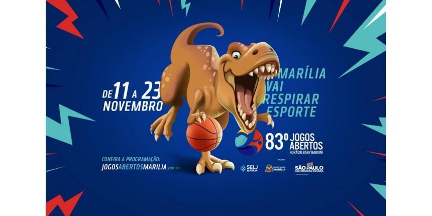 Delegação fernandopolense viaja para os Jogos Abertos do Interior