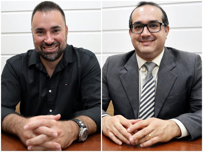 Pessuto escala Ortunho e Marlon Santana para melhorar a relação entre Executivo e a Câmara