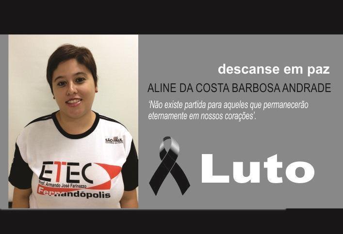 Aluna da ETEC Fernandópolis morre vítima da Covid-19