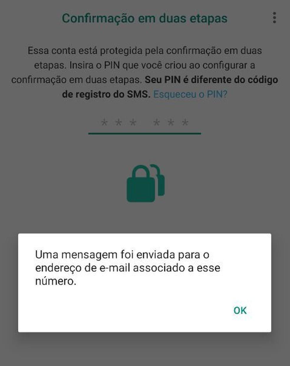 Novo golpe do WhatsApp clonado rouba senha da verificação em duas etapas