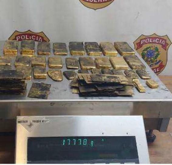 Polícia Federal faz operação contra contrabandistas de ouro na região