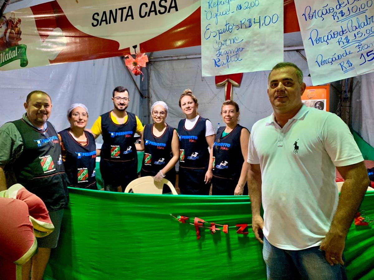 Com recursos obtidos no FerNatal, Santa Casa realiza compra de medicamentos