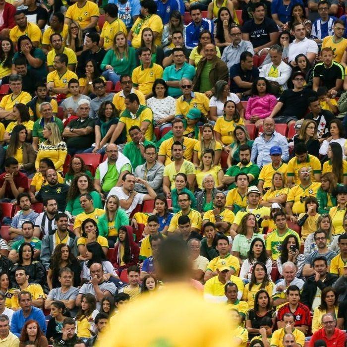 Centro de Contingência do coronavírus veta retorno de público a estádios de futebol do Estado