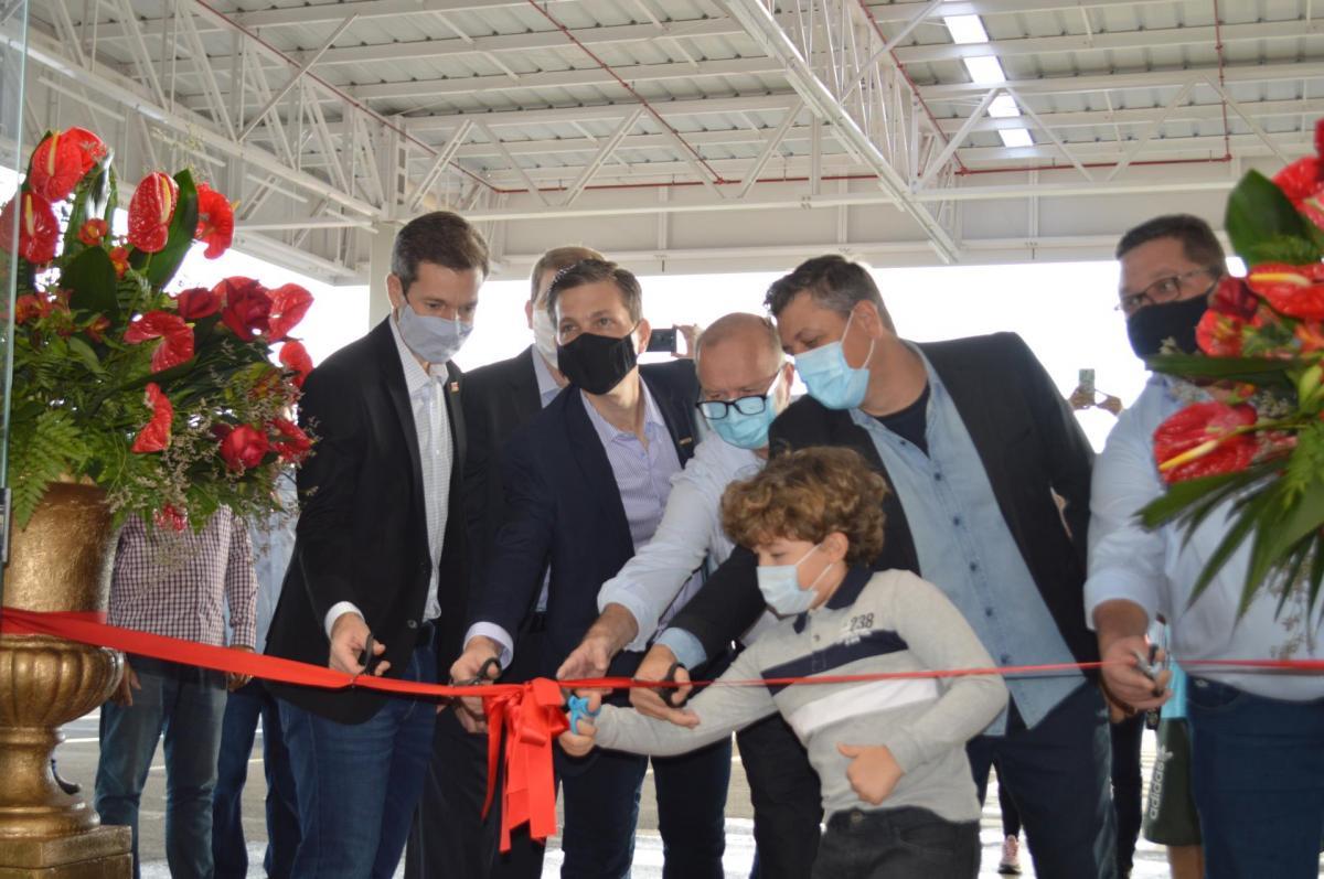 350 empregos são gerados em empresa atacadista inaugurada em Fernandópolis