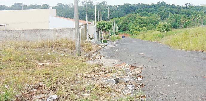 Prefeitura abre Licitação para instalar galerias pluviais no Jardim do Bosque