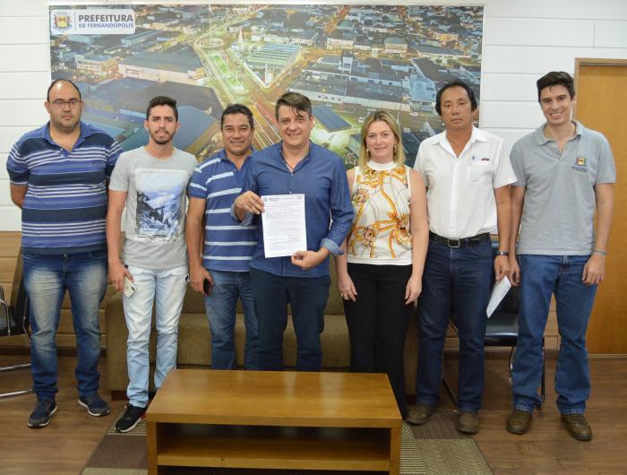 Prefeitura inicia construção da nova CEMEI José Cardoso Tavares