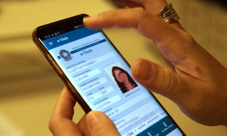 Eleitor poderá justificar falta pelo celular