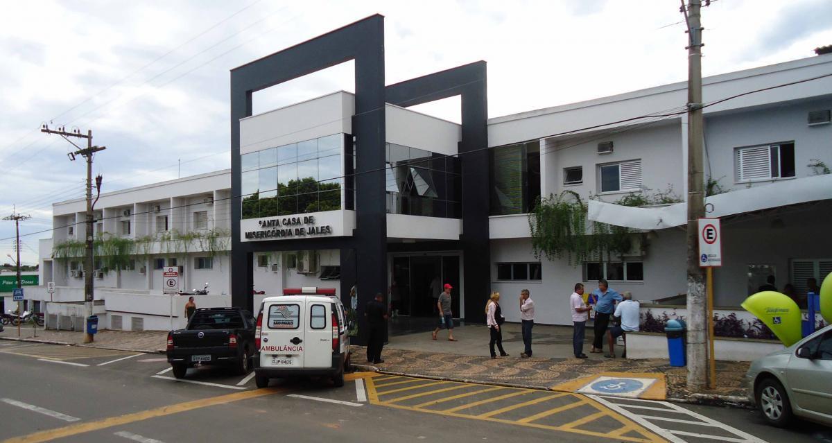 Santa Casa de Jales recebe R$800 mil de emendas parlamentares no primeiro semestre de 2020