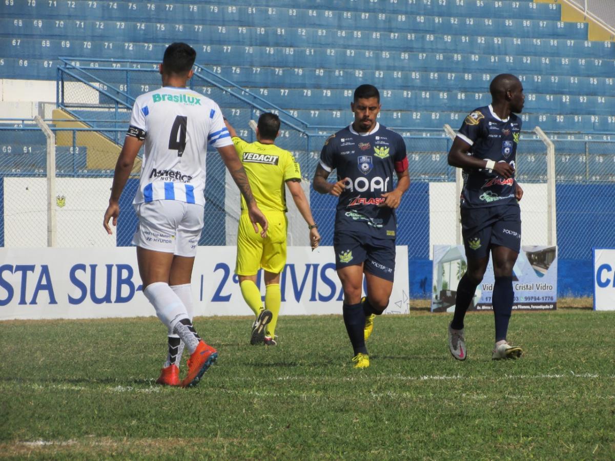 Fernandópolis busca primeira vitória no encerramento do turno no Paulista Sub-23