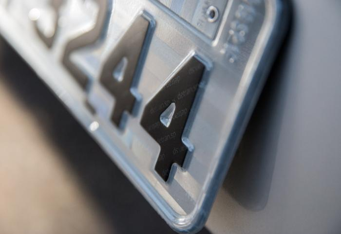 Detran.SP: reta final para licenciar veículos com placa final 4