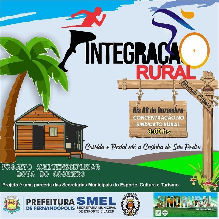 Primeira Integração Rural acontece nestedoingo