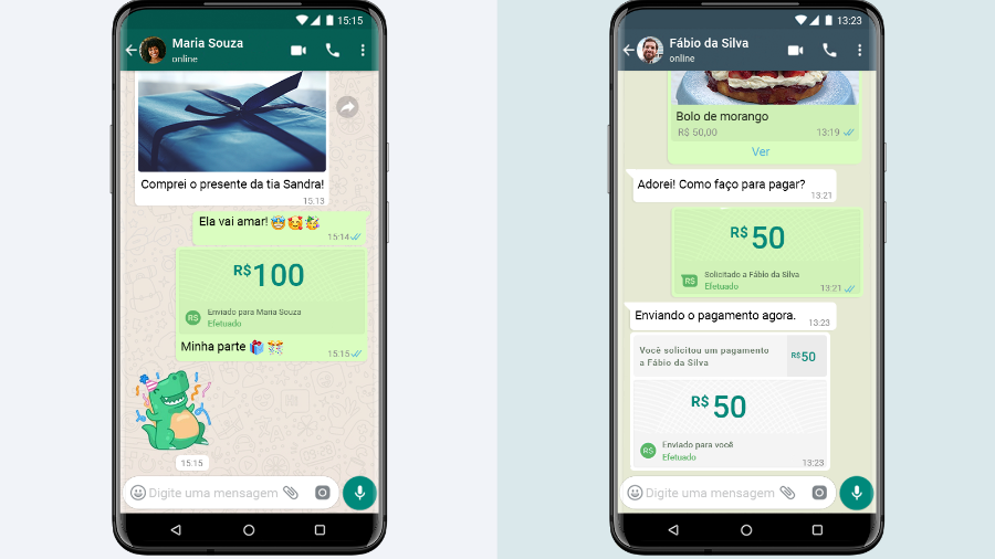 WhatsApp lança envio de dinheiro pelo app no Brasil; veja como funciona
