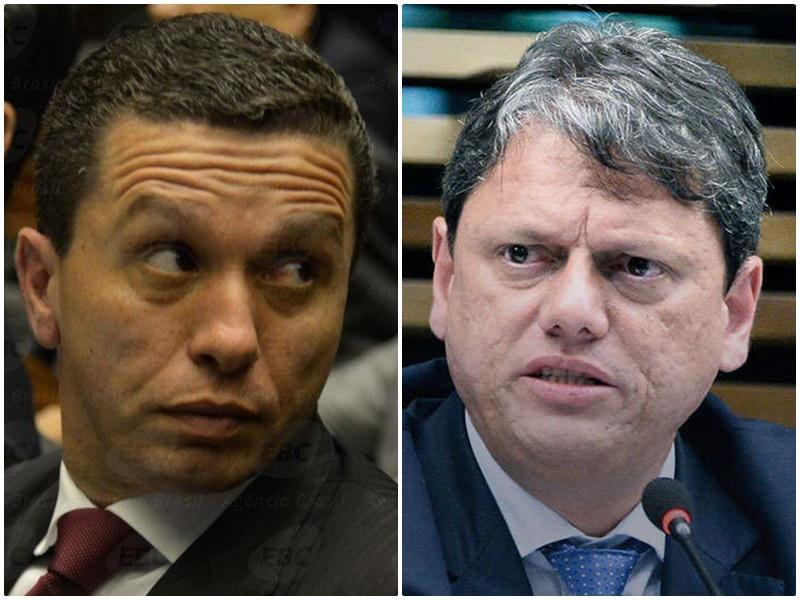 Deputado Fausto Pinato, em nota, acusa ministro da Infraestrutura de favorecer empresa que opera ferrovia Norte-Sul