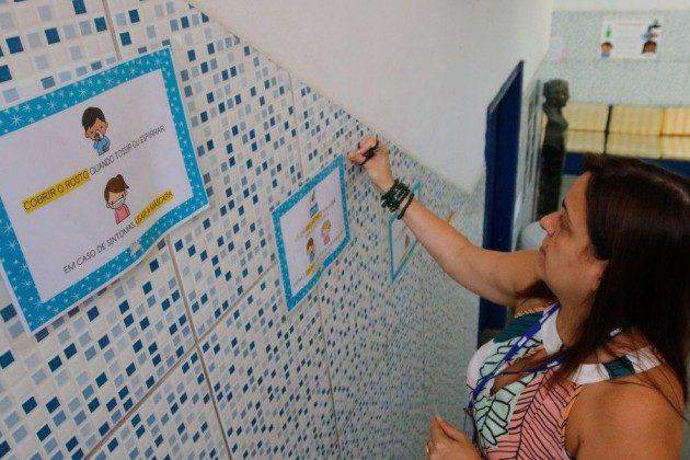 SP: secretaria abre cadastro para vacinar profissionais de educação
