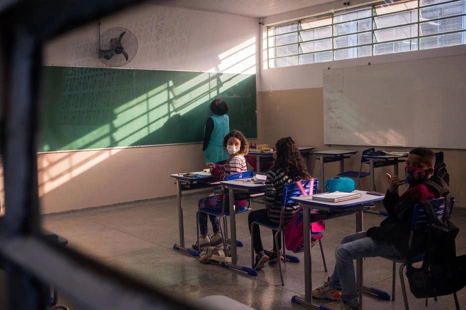 SP vai determinar volta obrigatória às aulas presenciais, a partir de segunda