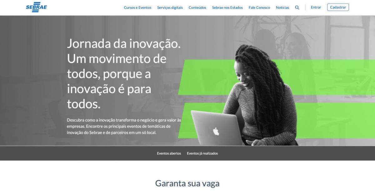 Sebrae lança movimento para ampliar acesso à inovação no país