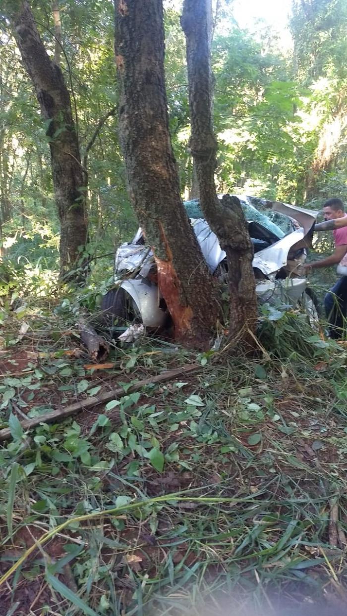 Jovem de 33 anos morre em acidente de carro, em Ilha Solteira 32 minutos ago