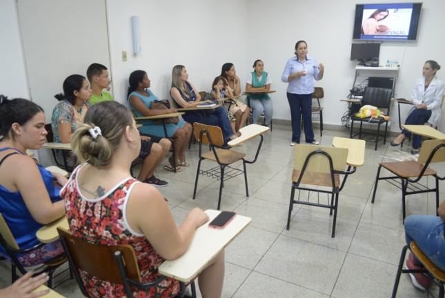 Santa Casa de Fernandópolis realiza Projeto Bebê a Bordo na próxima semana