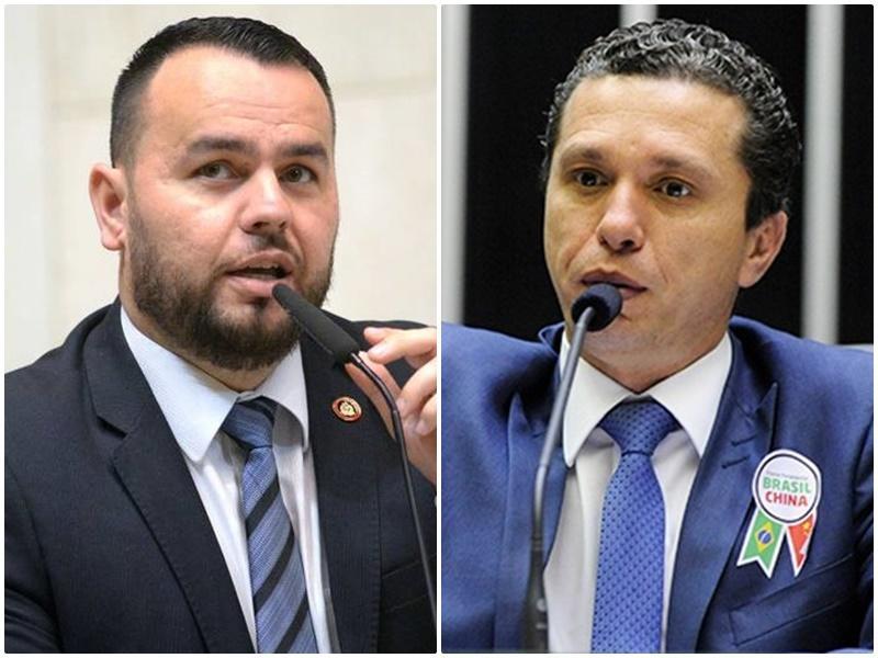 Deputado estadual Gil Diniz sobre Fausto Pinato: 'é uma vergonha para São Paulo, que politicozinho medíocre'