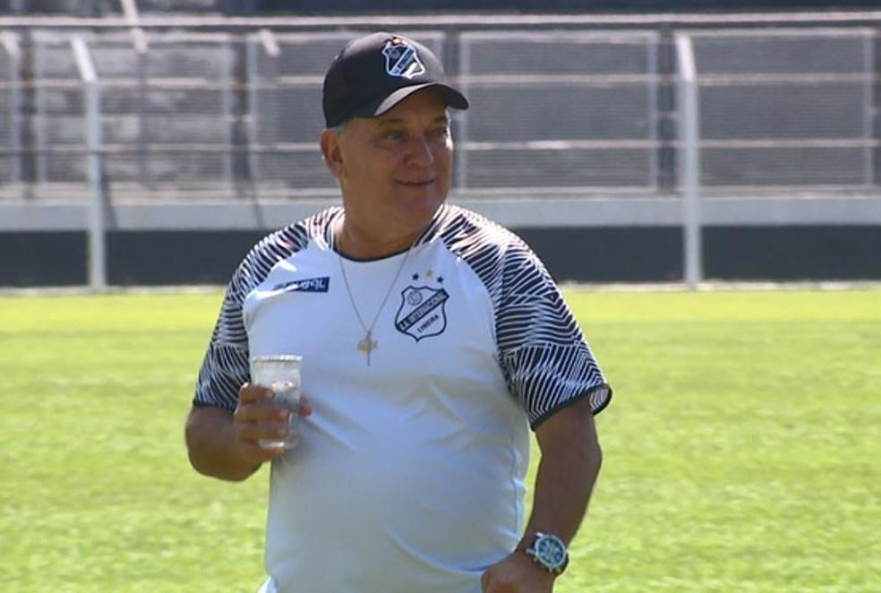 Diretoria confirma contratação de João Vallim para dirigir o Fefecê