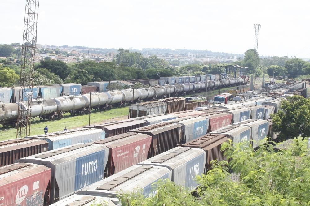 Malha férrea de São José do Rio Preto será retirada do perímetro urbano