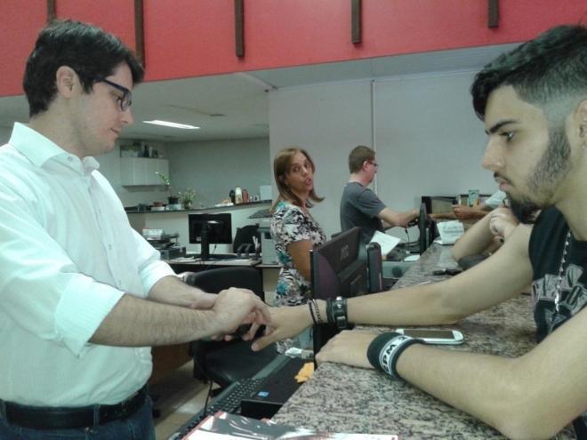 Cerca de 10 mil devem ficar sem fazer biometria em Fernandópolis