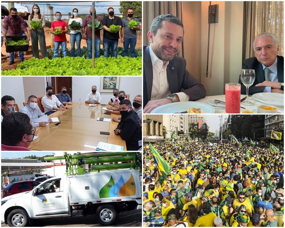 Fausto: de grupo pró-impeachment a 'pacificador'; o dilema de Meridiano; REFIS em Fernandópolis; a incompetência da Elektro