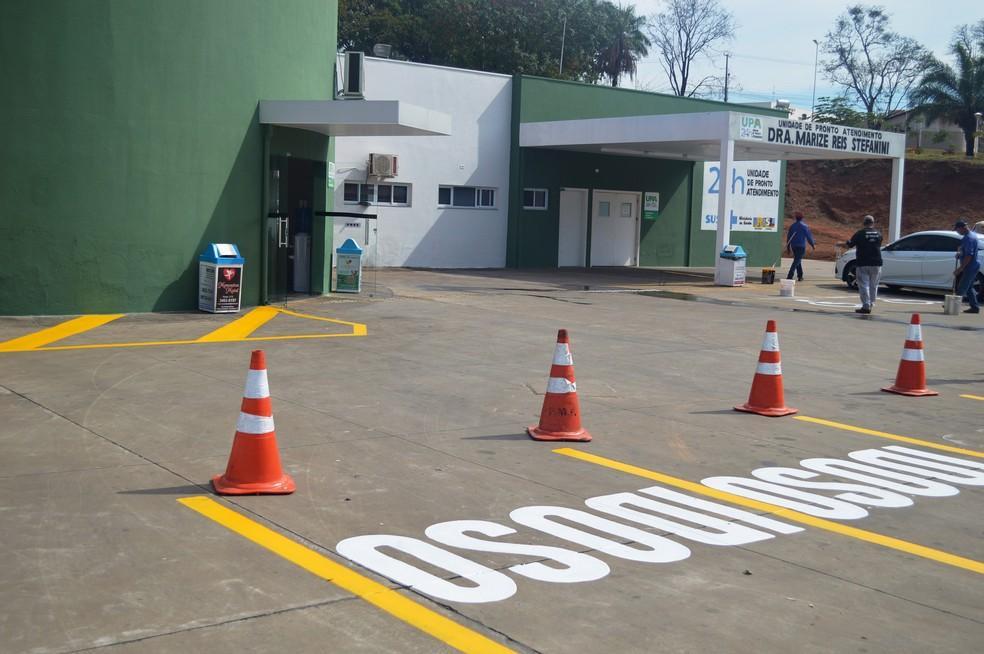 Atendendo Covid e emergências, UPA Fernandópolis tem final de semana de caos