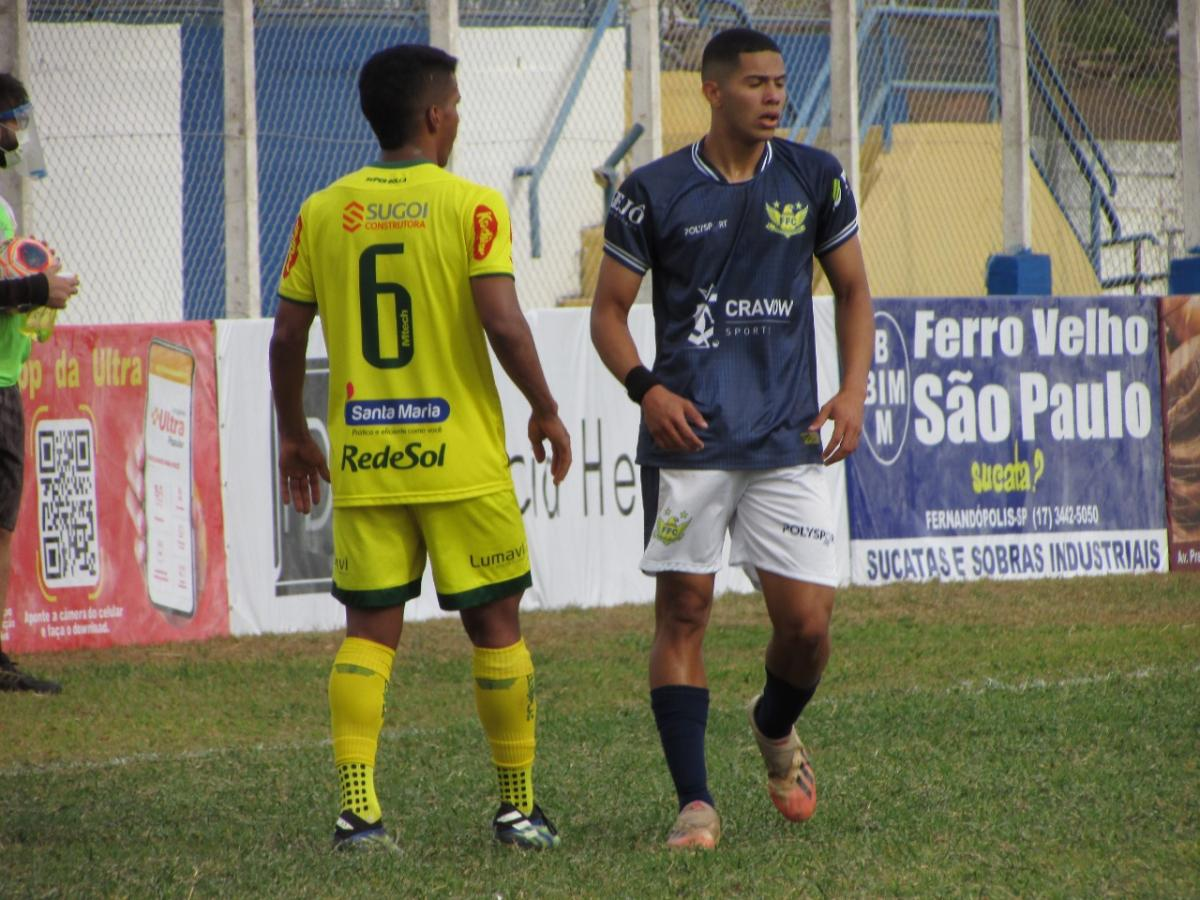 Fefecê encara o Mirassol na busca pela segunda vitória seguida no Paulista Sub-20