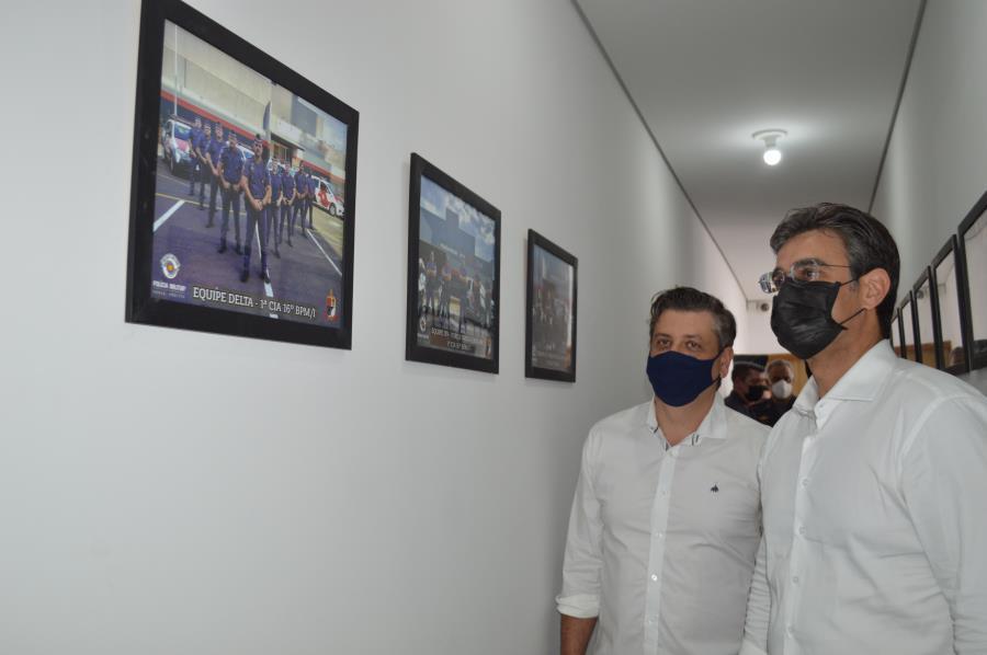 Prefeitura de Fernandópolis entrega sede da 1ª Cia da Polícia Militar