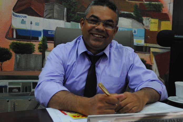 Município adere ao programa 'Adote uma Escola', criado pelo vereador Cidinho do Paraíso