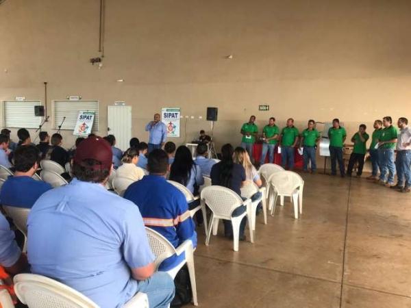 Bunge Açúcar & Bioenergia realiza semana da segurança com colaboradores