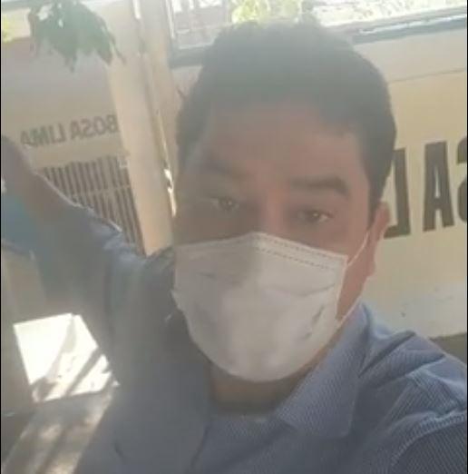 Vereador Murilo Jacob diz ter sido barrado em escola estadual enquanto fiscalizava protocolos sanitários